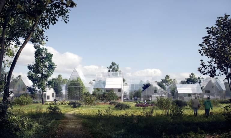 Ein autonomes Wohnviertel