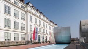 Tolle Architektur in Wien