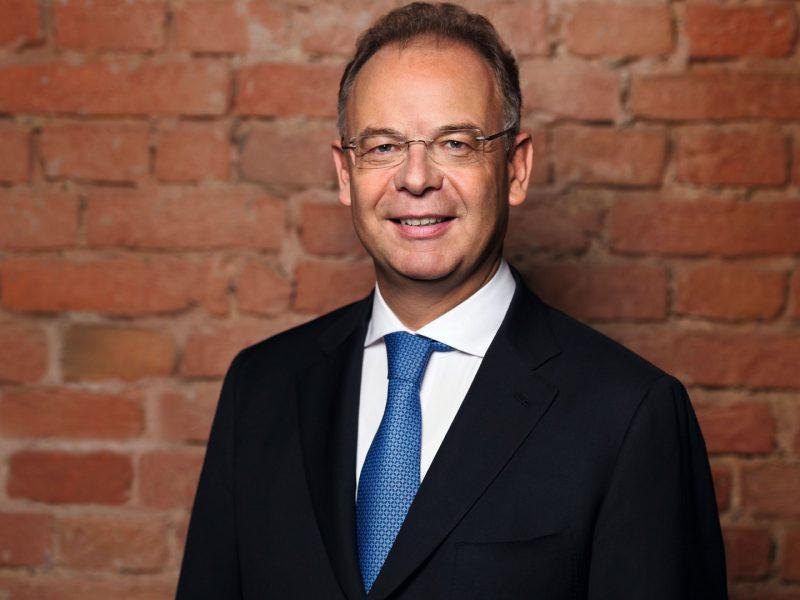Dr. Heimo Scheuch - Wienerberger AG